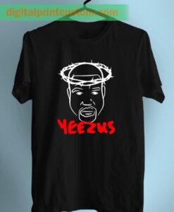 Kanye West Tshirt Hip Hop Tee