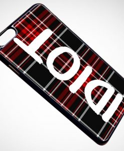 Five Second Of Summer Idiot Flanel iPhone and Samsung Cases