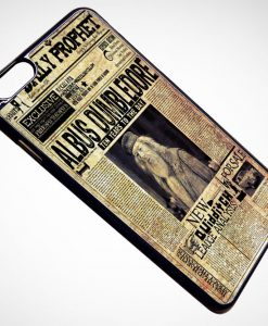 Albus Dumbledore Harry Potter iPhone and Samsung Cases