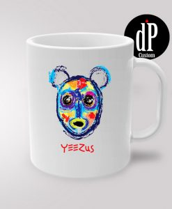 Bear Yeezus Coffee Mug 11oz