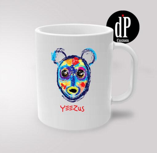Bear Yeezus Coffee Mug 11oz