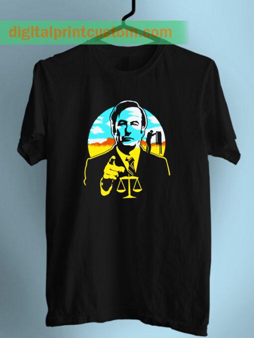 Better Call Saul Lawyer Unisex T Shirt
