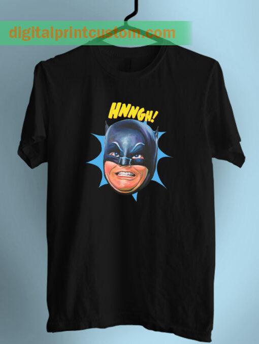 Batman Head Classic Unisex T Shirts