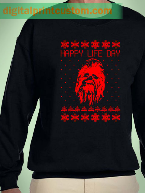 Chewbacca Star Wars Christmas
