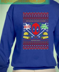 Deadpool Pop Art Sweater