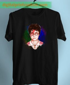 Harry Potter Stardust David Bowie T Shirt