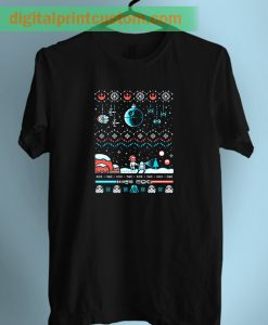 Star Wars Holiday Starlord Unisex T Shirts