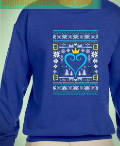 Kingdom Hearts Christmas Sweater