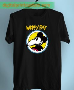 Mickey Mouse rat Unisex T Shirt