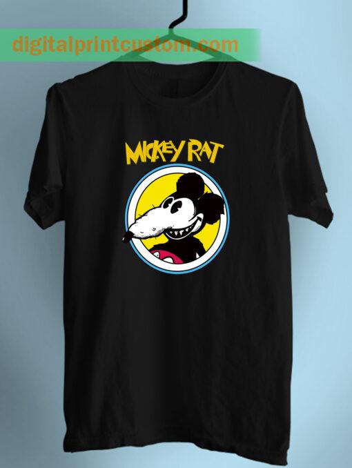 Mickey Mouse rat Unisex T Shirt