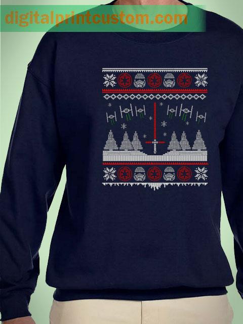 Star Wars Awakens Sweater Unisex Sweatshirts