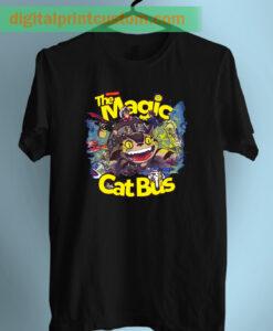 Totoro Magic Cat Bus Unisex T Shirt