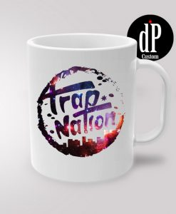 Trap Nation Galaxy Coffee Mug 11oz