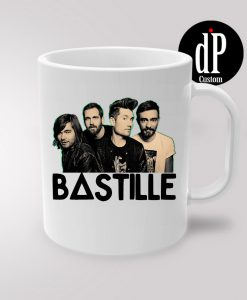 Bastille Cover Coffee Mug 11oz