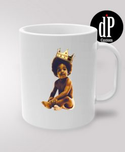 Big Notorious Big Biggie Smalls Coffee Mug 11oz