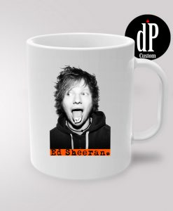 Funny Ed Sheeran Coffee Mug 11oz
