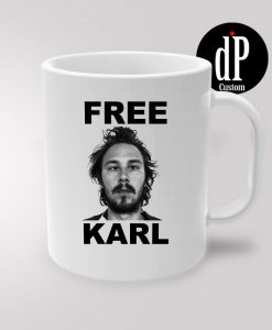 Freee Karl Workaholics Coffee Mug 11oz