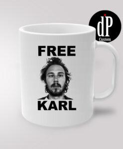 Freee Karl Workaholics Coffee Mug 11oz