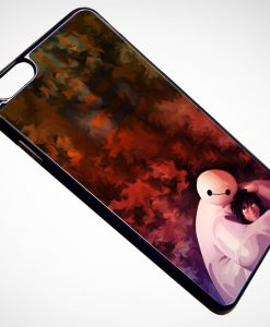 Baymax Bighero Love iPhone and Samsung Cases
