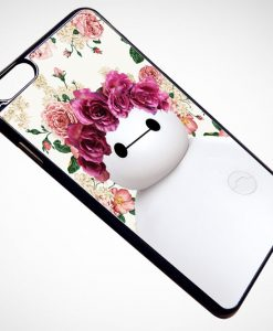 Disney Baymax Floral iPhone and Samsung Cases