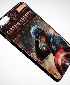 Captain America Super Sholdier iPhone and Samsung Cases