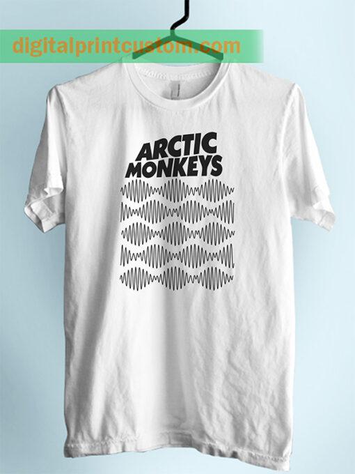 Arctic Monkeys Wave Noise Popular Unisex Adult TShirt