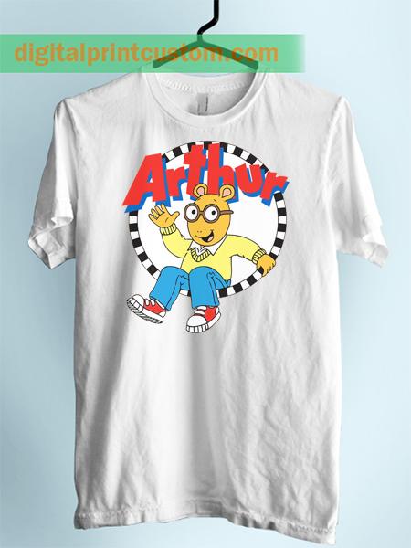 Arthur Character Unisex Adult TShirt