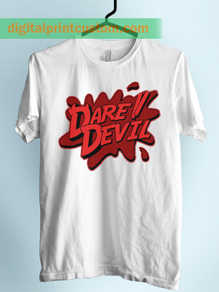 Dare Devil Unisex Adult TShirt