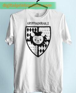 Harry Potter Gryffindorable Unisex Adult Tshirt