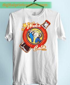 Nuka Cola Fallout Drink Unisex Adult TShirt