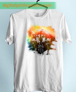 Doctor Who Nebula Unisex Adult Tshirt
