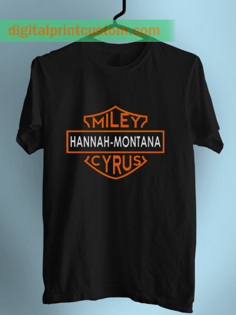 Hannah montana t shirts adults