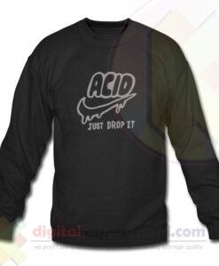 Acid Just Drop It Tie Dye