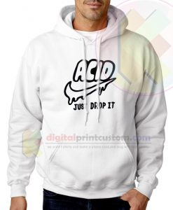 Acid Just Drop It Tie Dye HOO