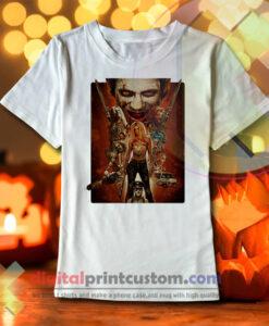 A Rob Zombie T-shirt