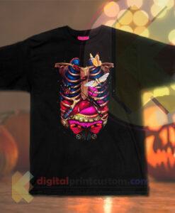 Art animal Skull T-shirt