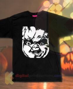 Chucky Drawing T-shirt
