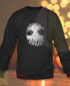 Death In The Darkness Crewneck Sweatshirts