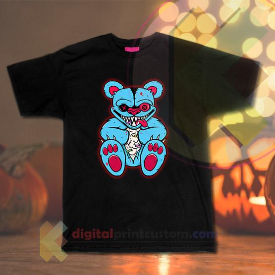 Halloween Shirt Ideas.Evil Teddy Bear T Shirt By Digitalprintcustom Com Halloween