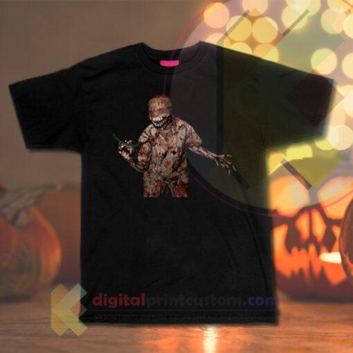 Horror Zombie T-shirt