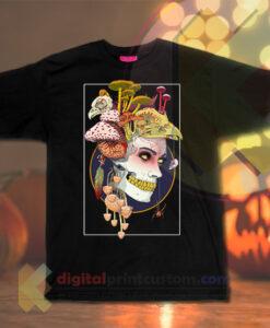 Mushroom Skull T-shirt