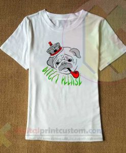 Bitch Please Pug T-shirt