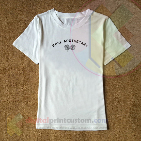 rose apothecary t shirt - Ideas For T Shirt Designs