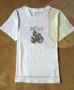 Bat To Be Wild T-shirt