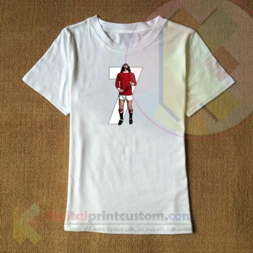 El Beatle Football T-shirt