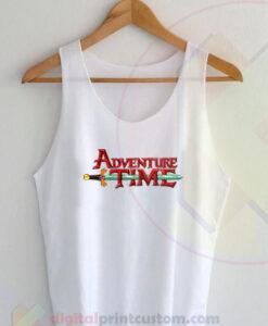 Adventure Time Tank Top