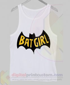 Bat Girl Tank Top