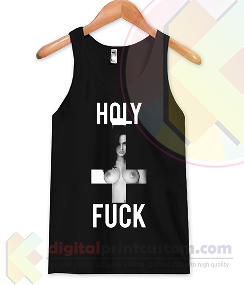 Holy Fuck Tank Top