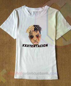 XXXTentacion Dead T-shirt