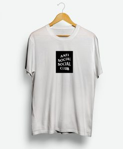 Anti Social Social Club Black Box Shirt